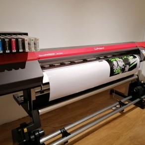 Roland RF-640 8C - Imprimante Eco-Solvant 160cm occasion 8 couleurs
