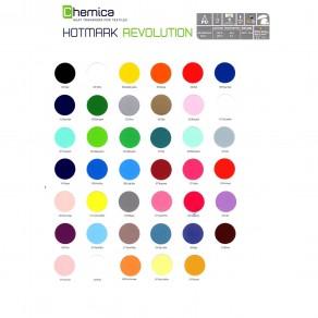 Colorchart Chemica® Hotmark Revolution