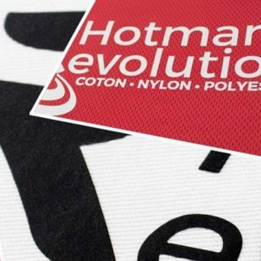 Rouleau de Flex PU - Chemica® Hotmark Revolution - 50cm de largeur - Cotton polyester et nylon